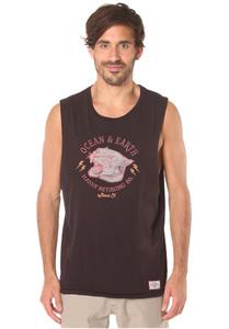 Ocean & Earth Prowler Muscle - T-Shirt für Herren - Schwarz