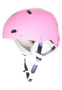 Bern BRIGHTON Helm matte bubblegum pink/grey premium liner