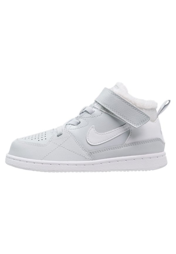 338d9364bca985 Nike Sportswear PRIORITY MID WINTER Sneaker high pure platinum white ...