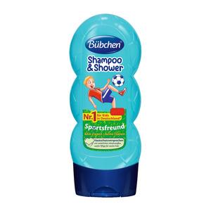 """Bübchen              Shampoo & Shower """"Sportsfreund"""""""