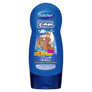 """Bübchen              Shampoo & Shower """"Ahoi®"""""""