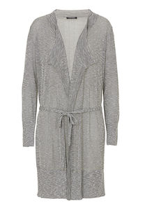 Betty Barclay - Strickjacke, Grey Melange - Grau