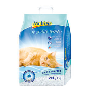 MultiFit Hygiene White