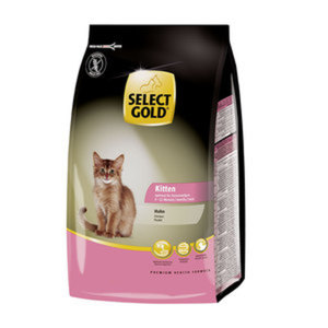 SELECT GOLD Kitten Huhn