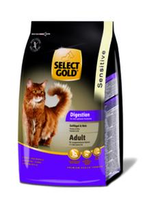SELECT GOLD Sensitive Adult Digestion Geflügel & Reis