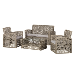 sofa set san marino grau von d nisches bettenlager f r 299 99 ansehen. Black Bedroom Furniture Sets. Home Design Ideas