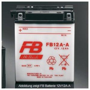 FB Batterie 12V4L-B