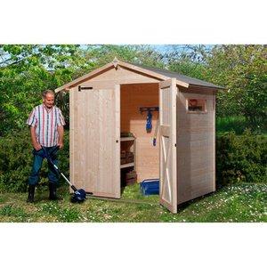 OBI Holz-Gartenhaus Kompakt B 200 cm x 150 cm