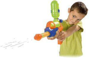 Wassergewehr Blaster XM300 grün