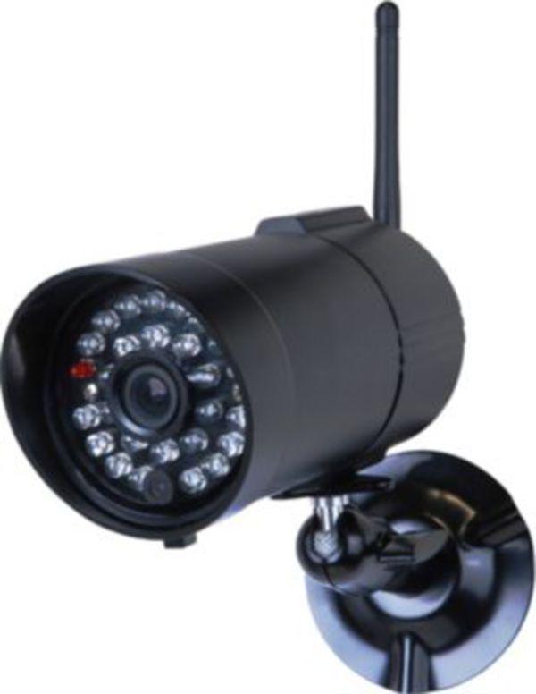 smartwares c961dv funk sicherheitskamera set von ansehen. Black Bedroom Furniture Sets. Home Design Ideas