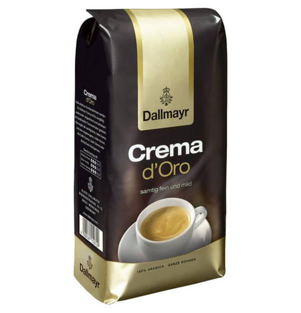 Dallmayr   Crema d'Oro 1000g ganze Bohne