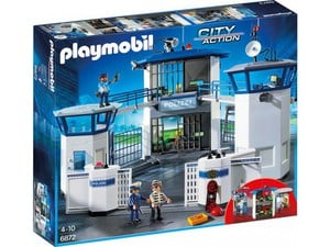 PLAYMOBIL® 6872 Polizei Kommandozentrale