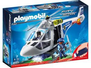 PLAYMOBIL® 6874 Polizei-Helikopter