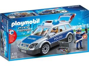 PLAYMOBIL® 6873 Polizei-Einsatzwagen