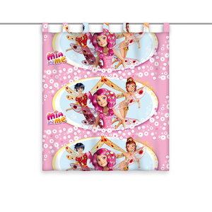 Schlaufenschal MIA AND ME - rosa - 140x160 cm