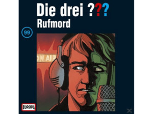 Die drei ??? 99: Rufmord - (CD)