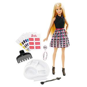 Barbie              Haarfarben Zauber
