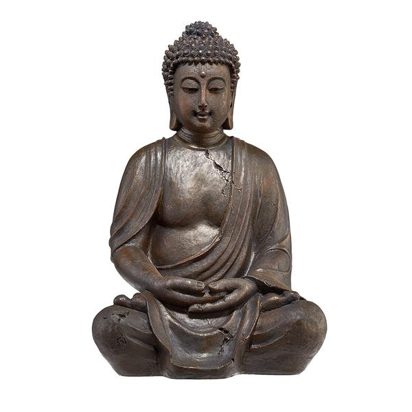 buddha h he 40cm von strauss innovation ansehen. Black Bedroom Furniture Sets. Home Design Ideas