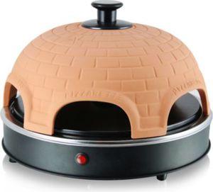 Emerio PO-110450 Pizza Ofen / Pizzarette für 6 Personen