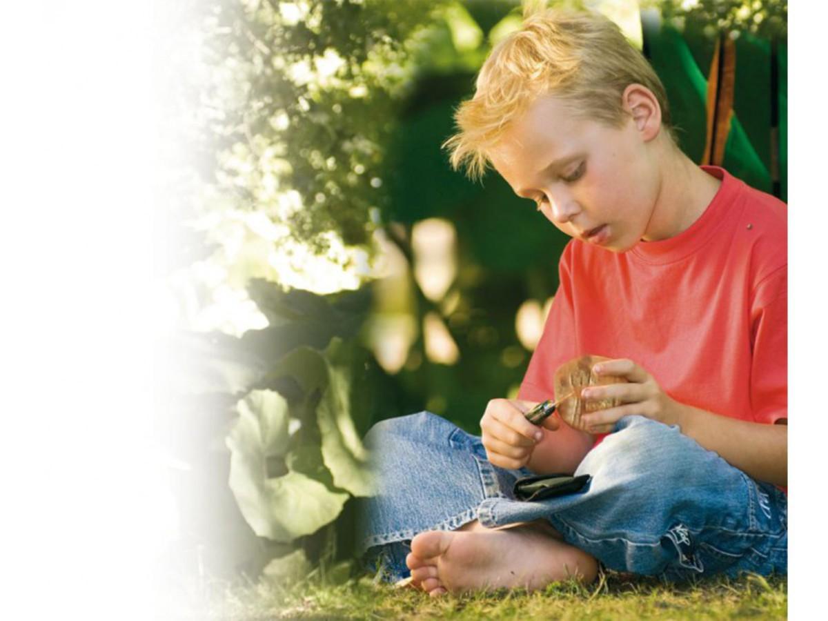 Bild 3 von Scout Taschenmesser abgerundet