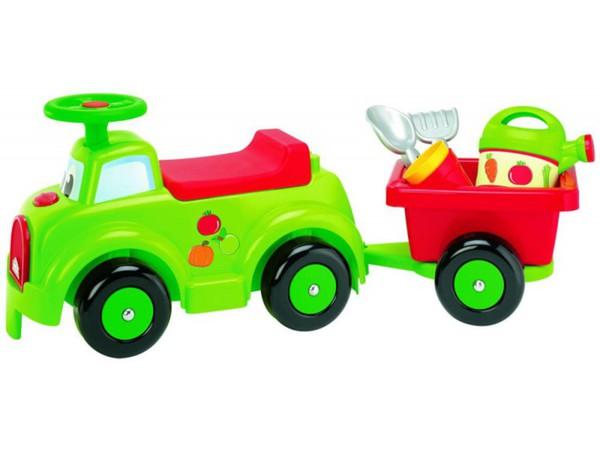 Mein erstes Gärtner Auto Rutscherfahrzeug