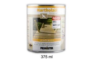 Primaster Hartholzöl Universal 375 ml, farblos