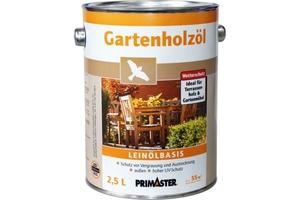 Primaster Gartenholzöl eukalyptus, 2,5 l