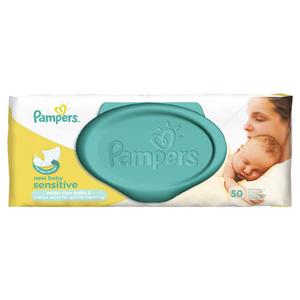 """Pampers New Baby              Feuchttücher """"sensitive"""""""