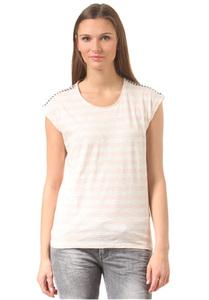 Rich & Royal 45q419 - T-Shirt für Damen - Pink