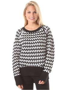 Rip Curl Piper - Sweatshirt für Damen - Schwarz