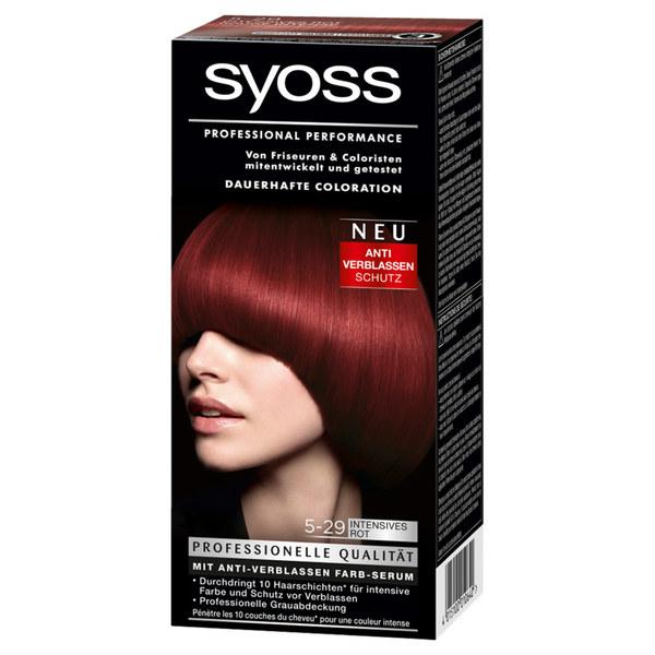 Haarfarbe rossmann rot
