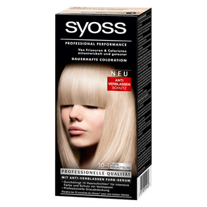 Syoss              Professional Performance dauerhafte Coloration