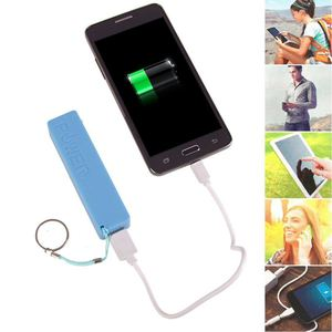 Power Bank Mobiler Akku-Pack 1800mAh Blau
