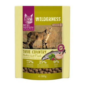 REAL NATURE WILDERNESS True Country Adult Huhn mit Fisch