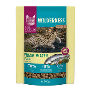 REAL NATURE WILDERNESS Adult Fresh Water Fisch