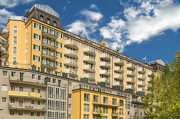 Salzburger Land Bad Gastein Mondi Holidy Hotel Bellevue
