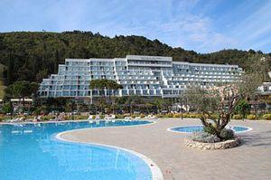 Kroatien/Istrien                                                  Hotel Mimosa