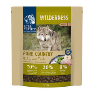 REAL NATURE WILDERNESS Pure Country Adult Huhn mit Fisch