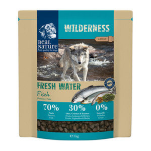 REAL NATURE WILDERNESS Fresh Water Adult Fisch