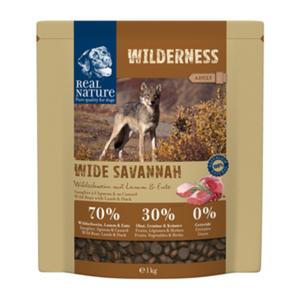REAL NATURE WILDERNESS Wide Savannah Wildschwein mit Lamm & Ente
