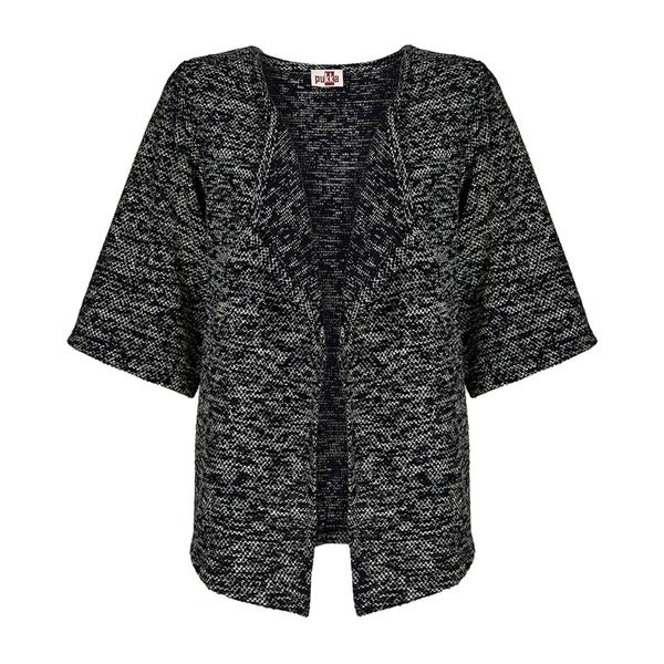 Jacke kimono von strauss innovation ansehen - Kimono jacke damen ...