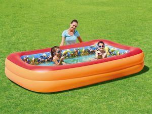 Bestway 3D Adventure Family Pool 262 x 175 x 51 cm