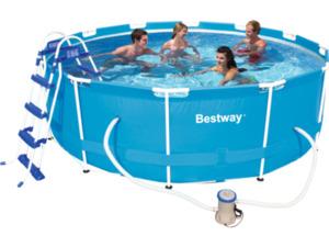 Bestway  Swimmingpool, Ø 366 cm
