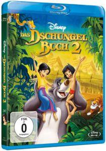 BLU-RAY Disney s - Das Dschungelbuch 2