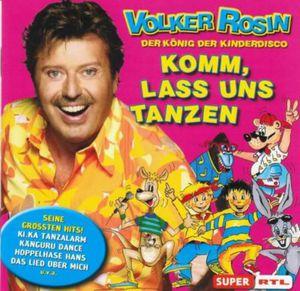 CD Volker Rosin - Komm lass uns tanzen