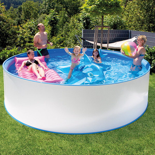 Sunfun poolset new splash von bauhaus ansehen for Pool bauhaus angebot