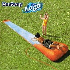 Bestway Wassergleitrutsche H2O Go 5,49m