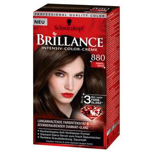 Schwarzkopf Brillance              Intensiv-Color-Creme