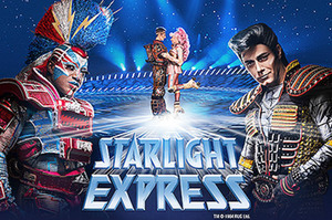 Deutschland/Bochum                                                  Musical STARLIGHT EXPRESS