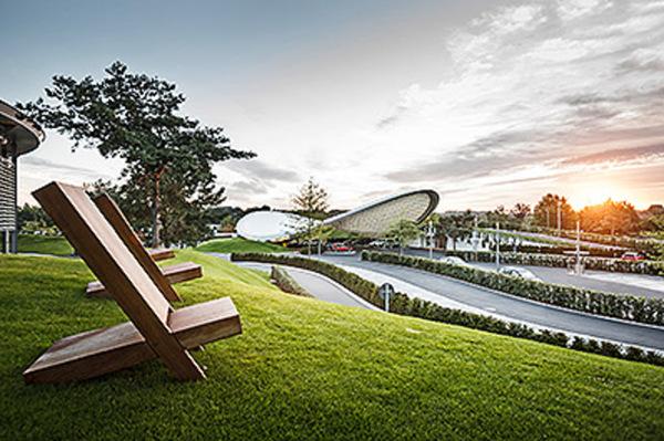 deutschland autostadt in wolfsburg fourside hotel braunschweig von ansehen. Black Bedroom Furniture Sets. Home Design Ideas